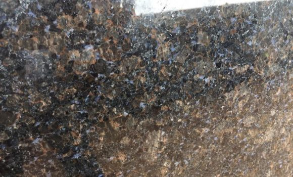 honey brown granite